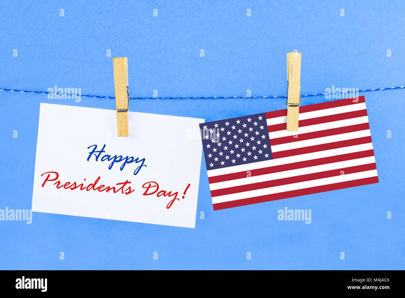 Happy Presidents Day Stockfotos & Happy Presidents Day Bilder - Alamy