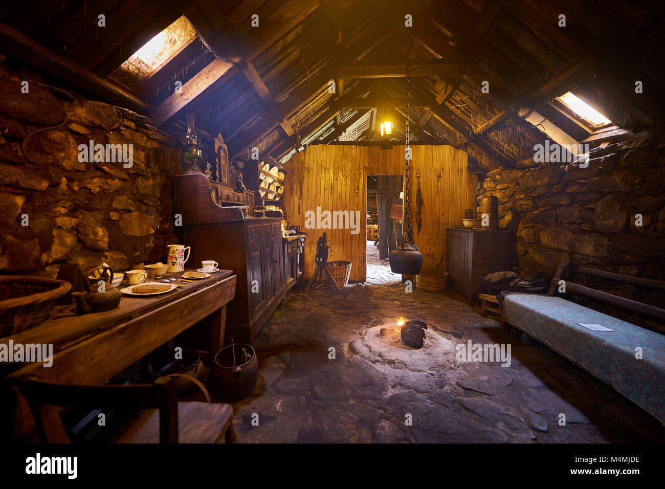 The Crofters Lewis Stockfotos & The Crofters Lewis Bilder - Alamy