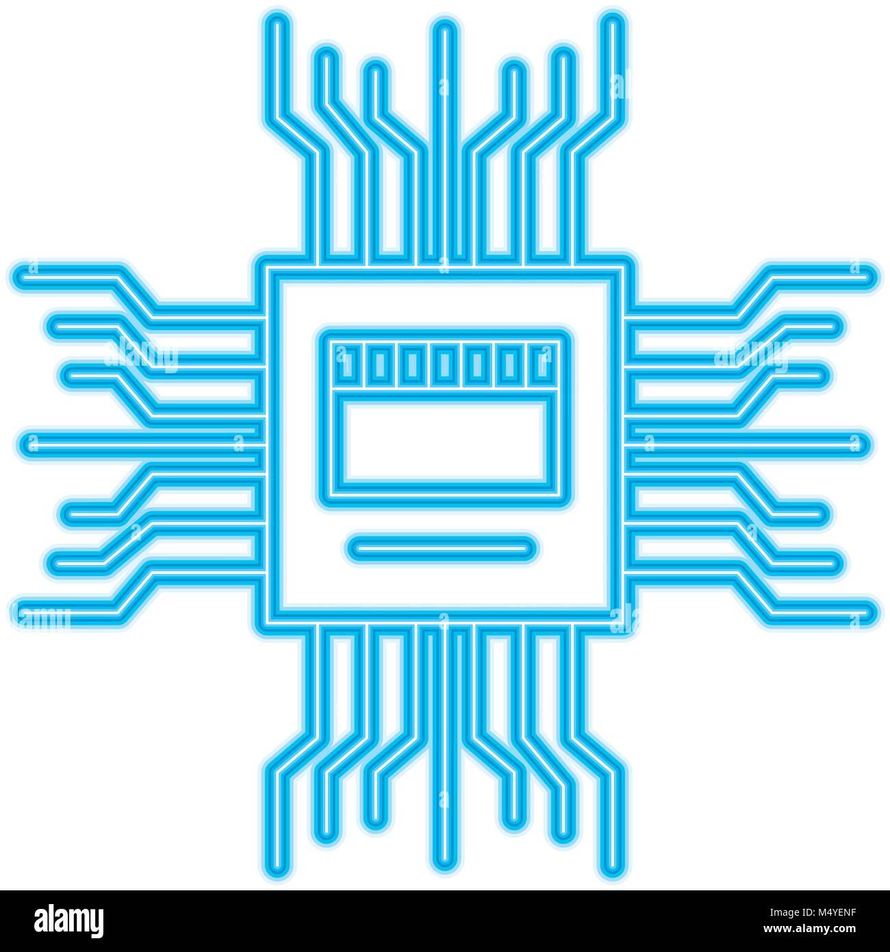 Ausgezeichnet Elektrisches Symbol Für Led Ideen - Die Besten ...