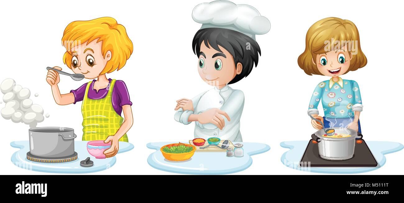 Cooking Clipart Stockfotos Cooking Clipart Bilder Seite 2 Alamy