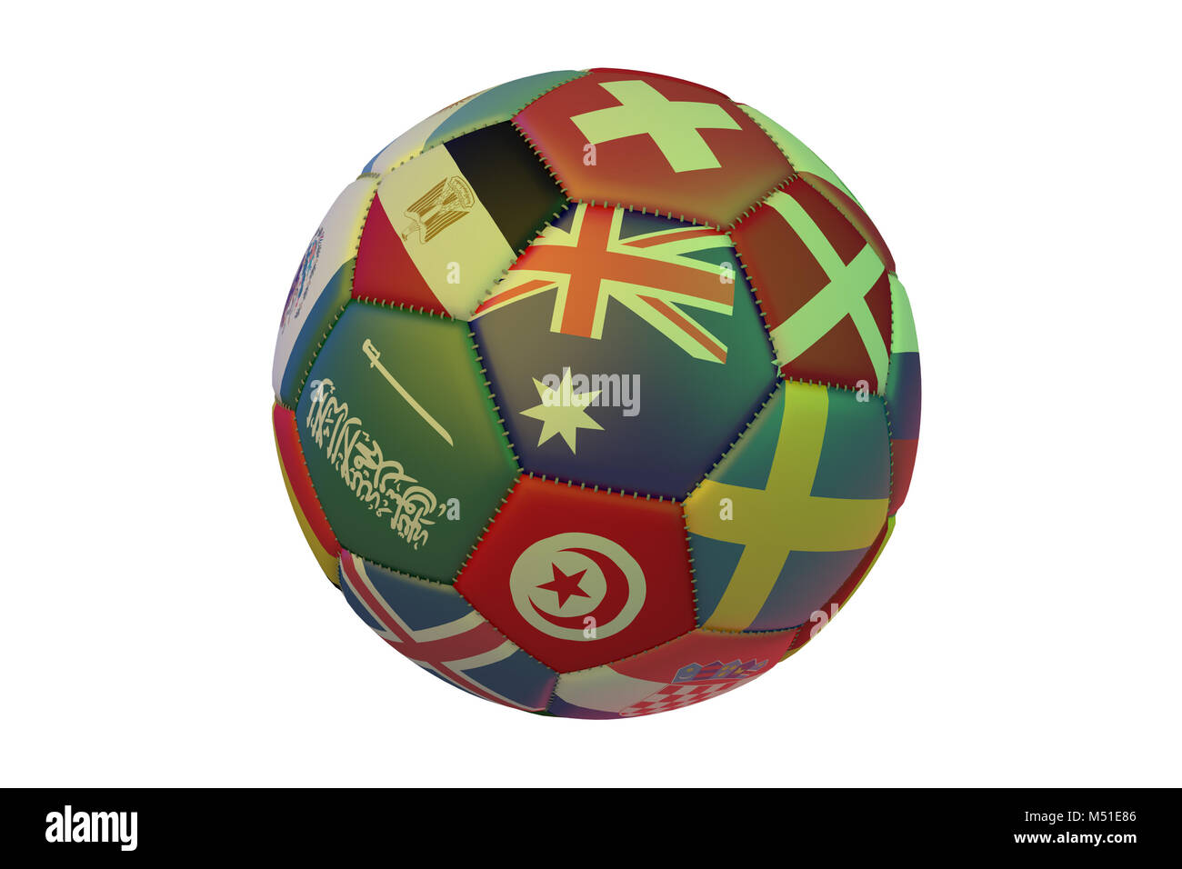 saudi arabia soccer ball stockfotos saudi arabia soccer. Black Bedroom Furniture Sets. Home Design Ideas