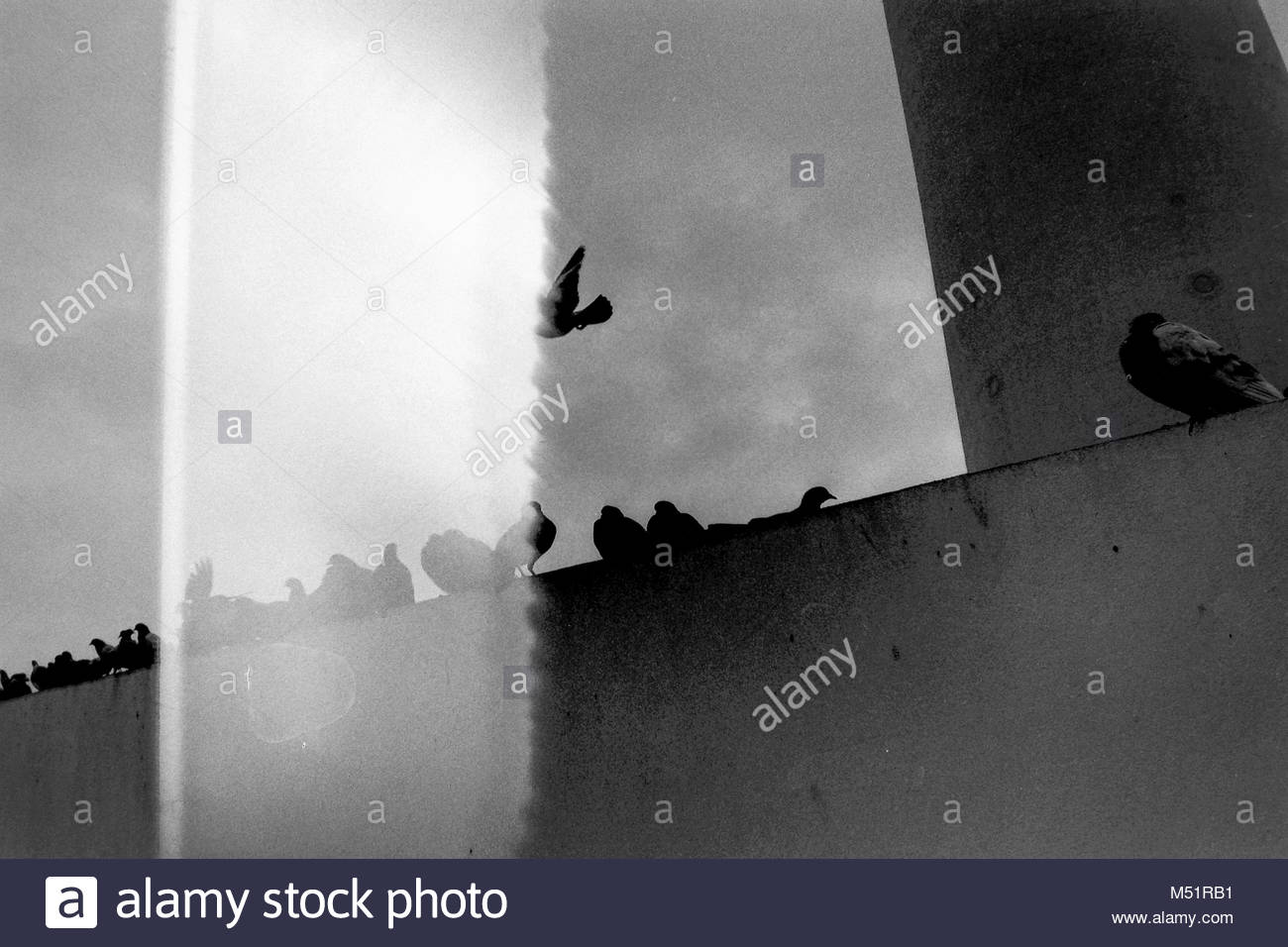 Berlin Alexanderplatz - Fernsehturm Stockbild