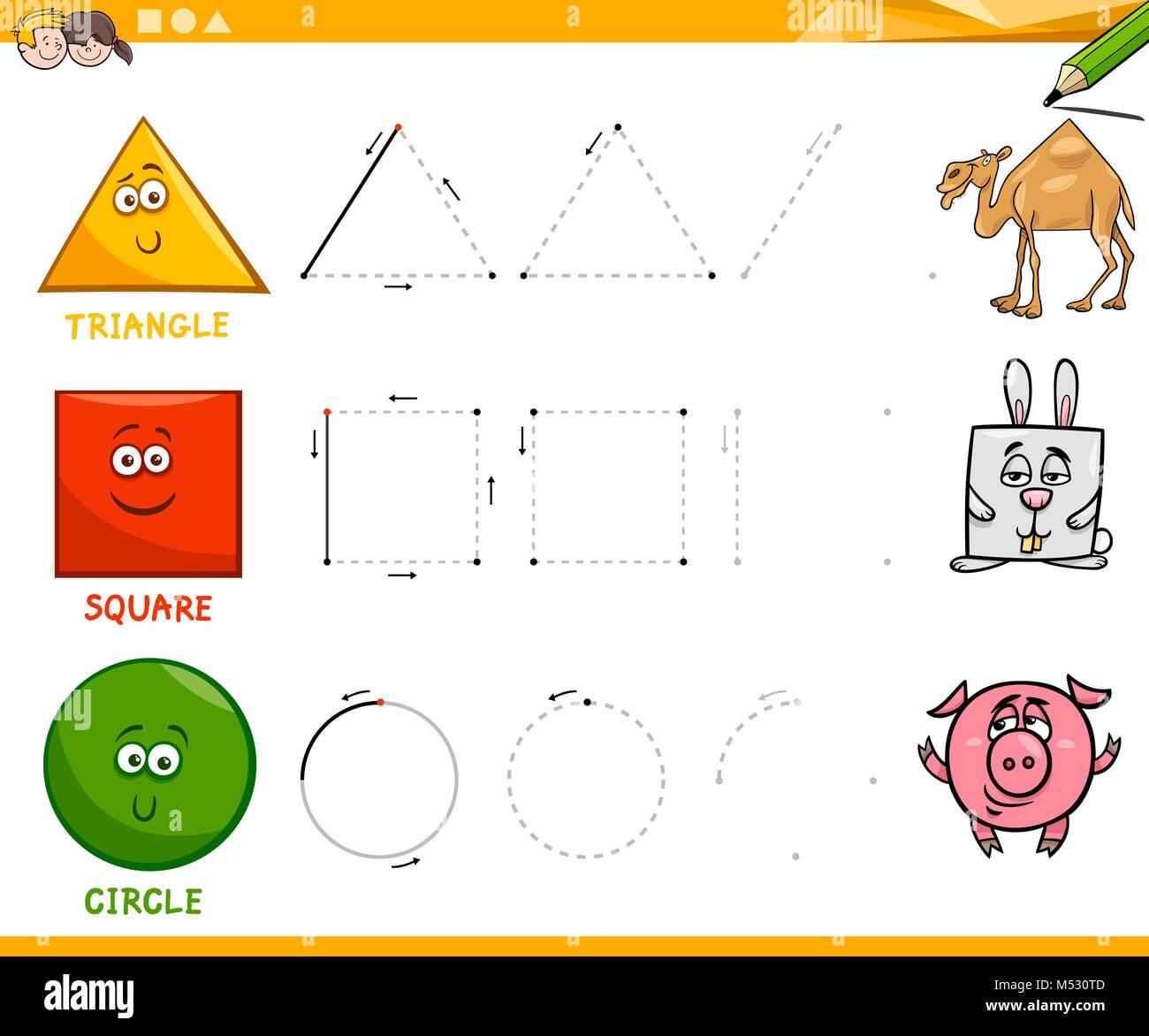Fantastisch Geometrie Wort Probleme Arbeitsblatt Bilder ...