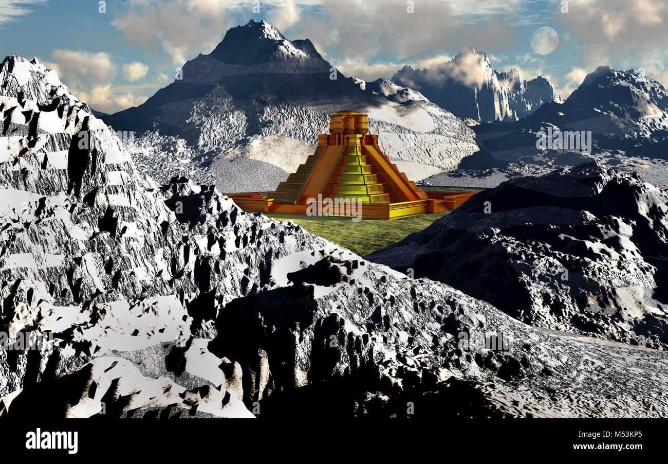 El Dorado Stockbild