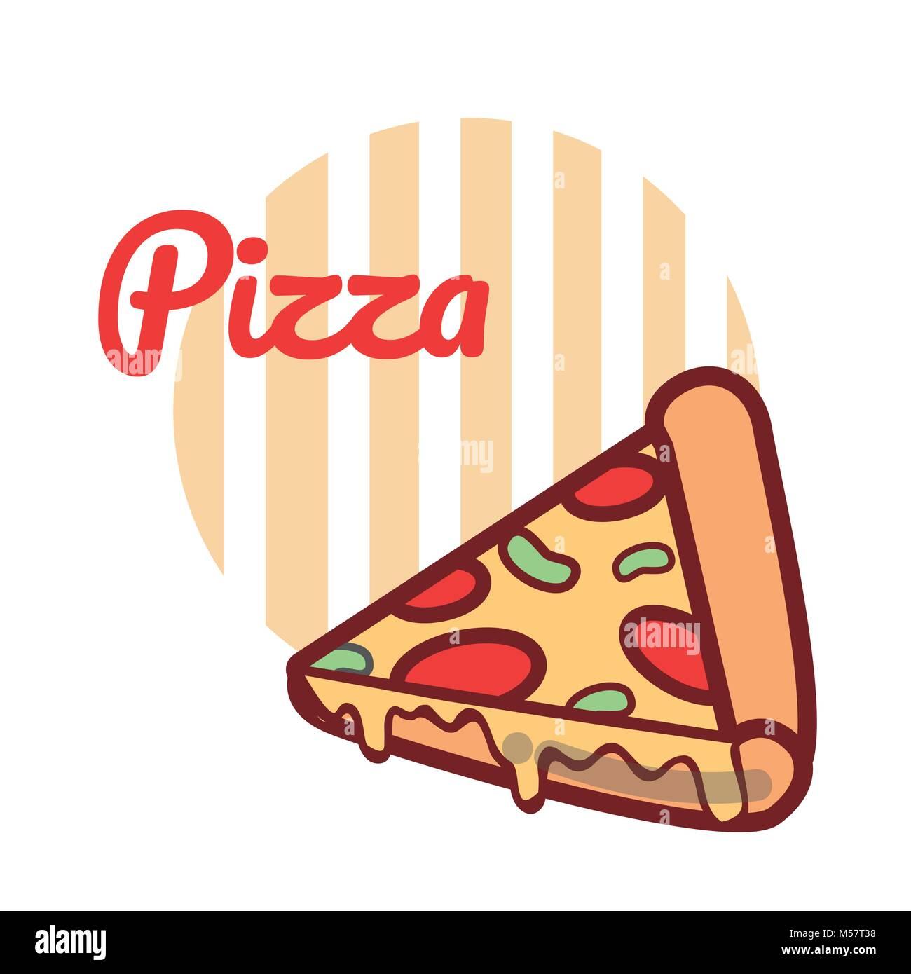 Erfreut Peperoni Pizza Malvorlagen Fotos - Beispielzusammenfassung ...