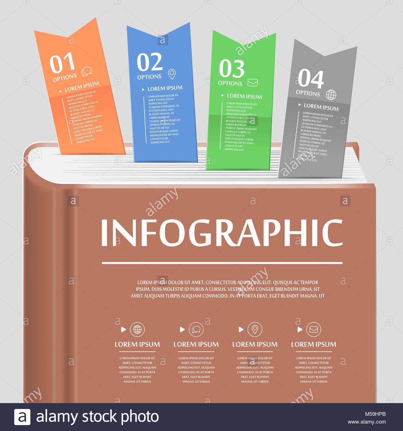Großartig Lesezeichen Designvorlage Bilder - Beispiel Business ...