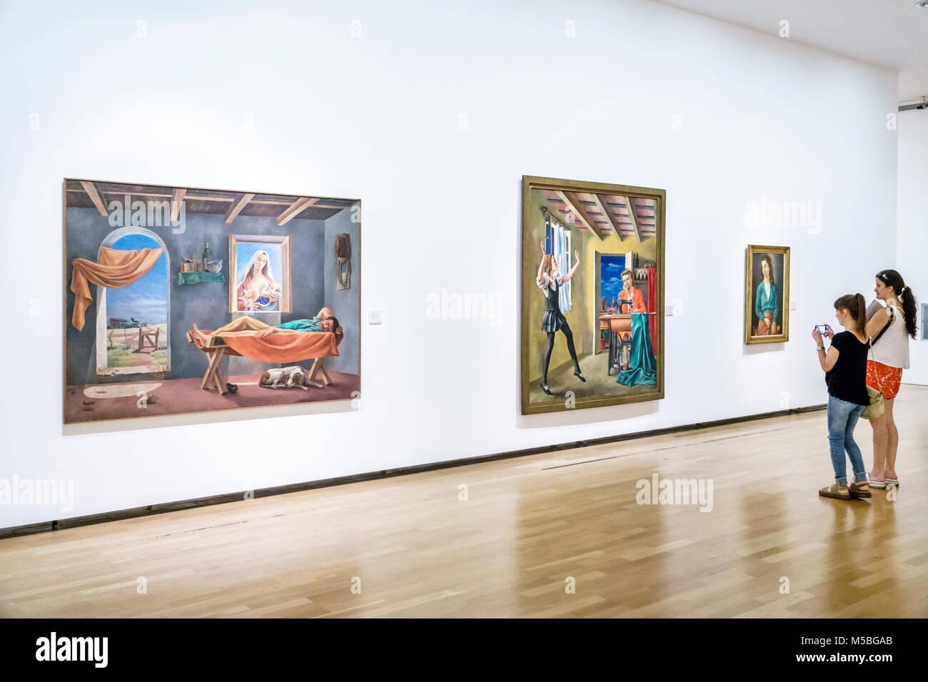 Buenos Aires Recoleta Museo Nacional de Bellas Artes Museum der ...