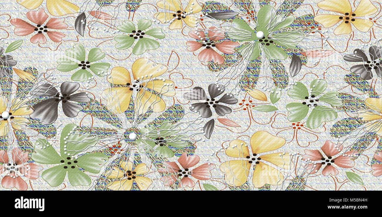 Abstrakte Textur Design Pattern Fur Wandfliesen Und Bodenfliesen