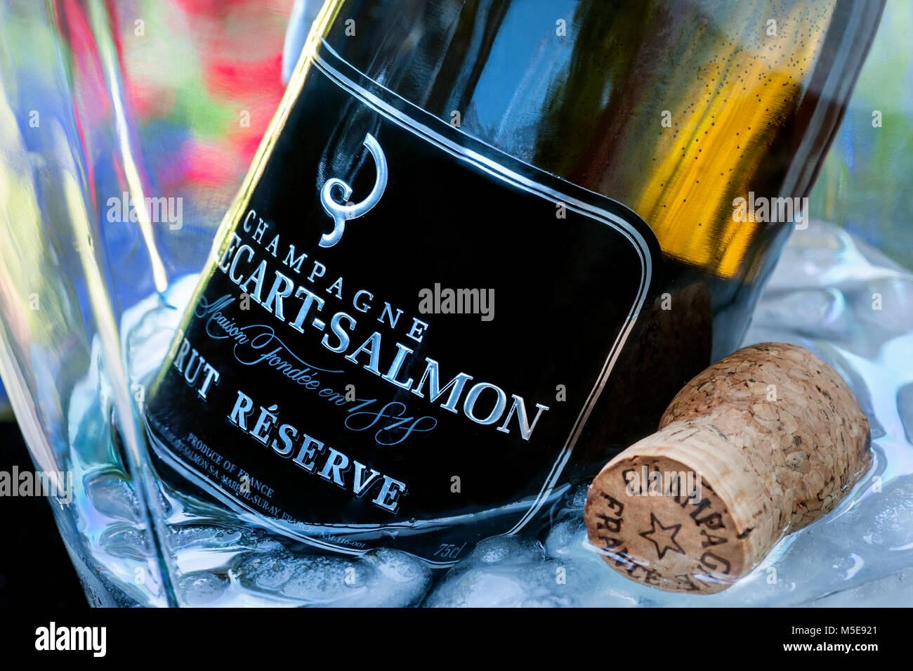Brut Champagne Stockfotos & Brut Champagne Bilder - Alamy