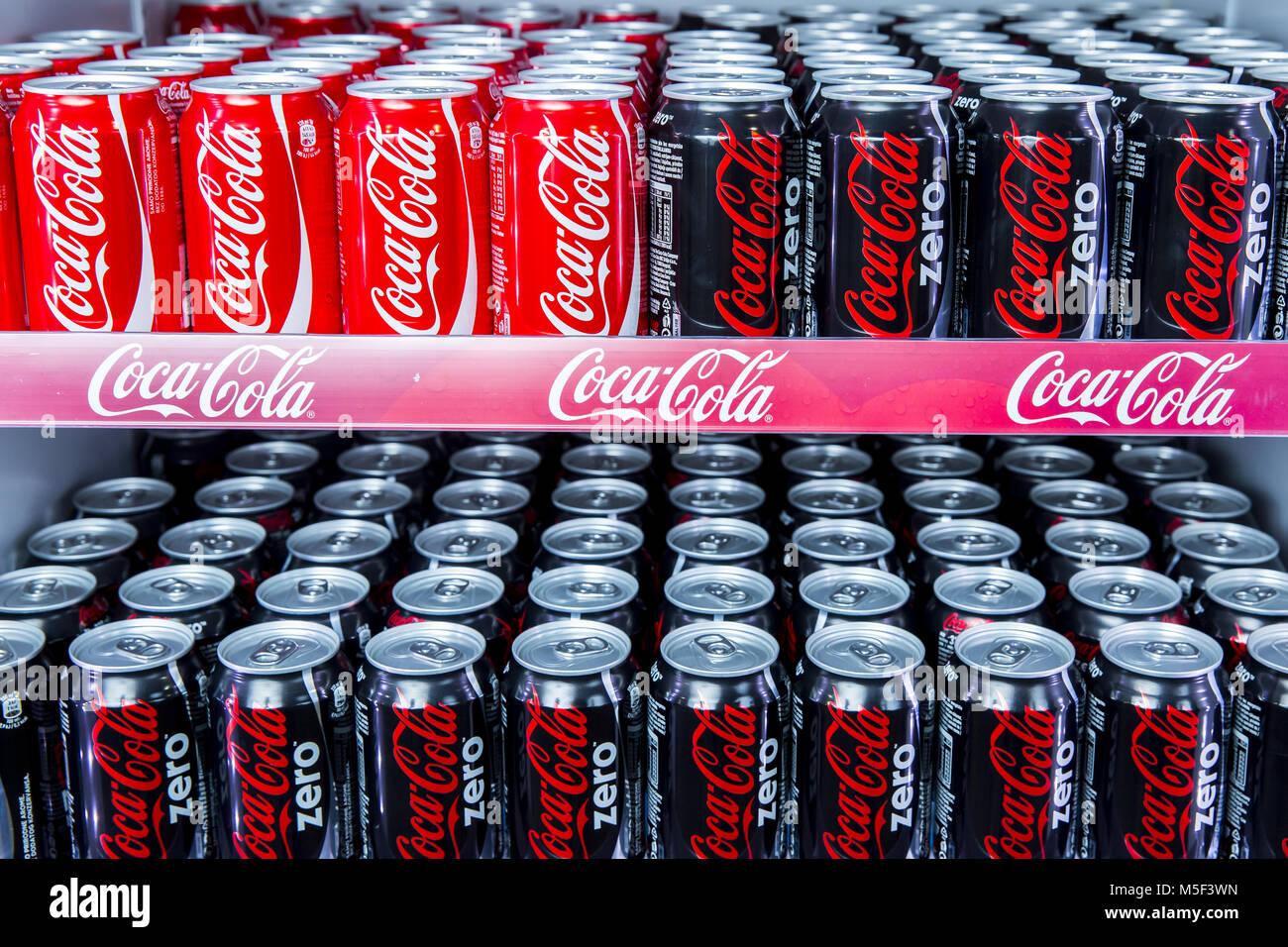 Amerikanischer Kühlschrank Coca Cola : Coca kaufen kühlschrank mini cola ruby lentz