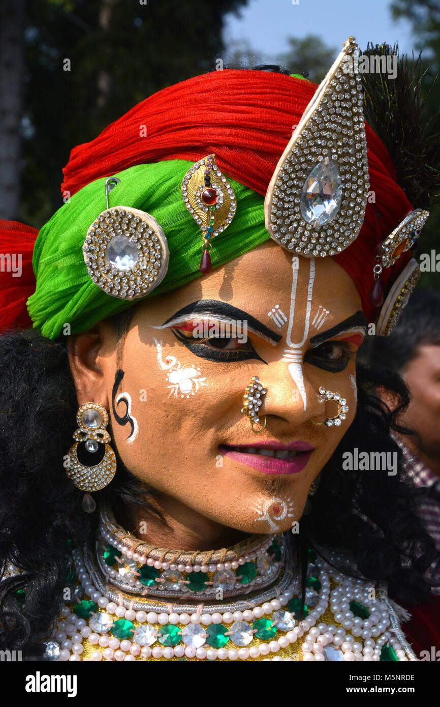 Bengali Mädchen Nummer