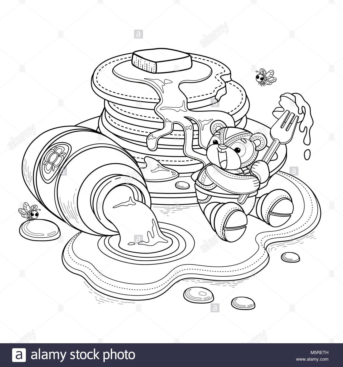 Drill Coloring Page Stockfotos & Drill Coloring Page Bilder - Alamy