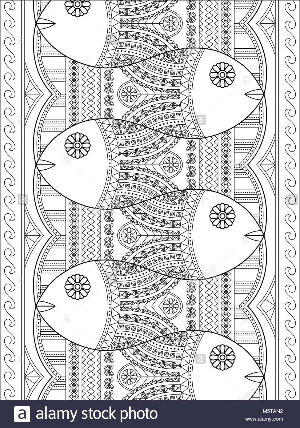 Großartig Malvorlagen Geometrische Muster Bilder - Entry Level ...
