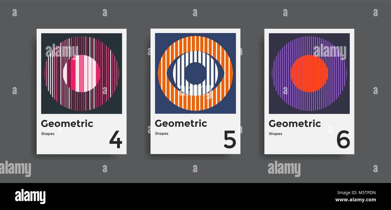 Charmant Malvorlagen Formen Geometrisch Zeitgenössisch - Beispiel ...