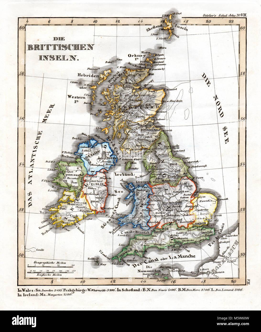 Fusionschrisch aus dem nördlichen Irland