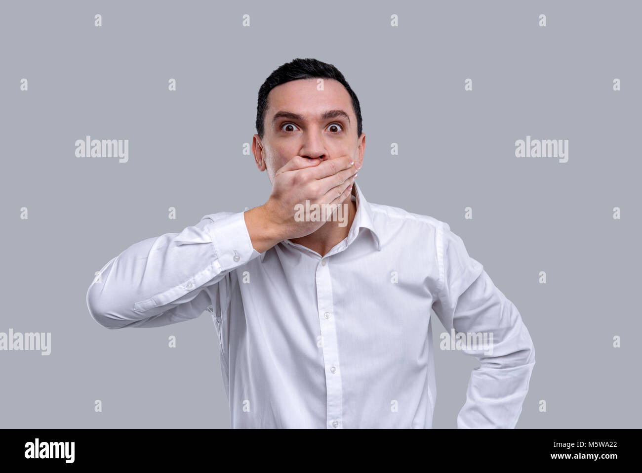 Man Look Surprise Stockfotos & Man Look Surprise Bilder - Alamy