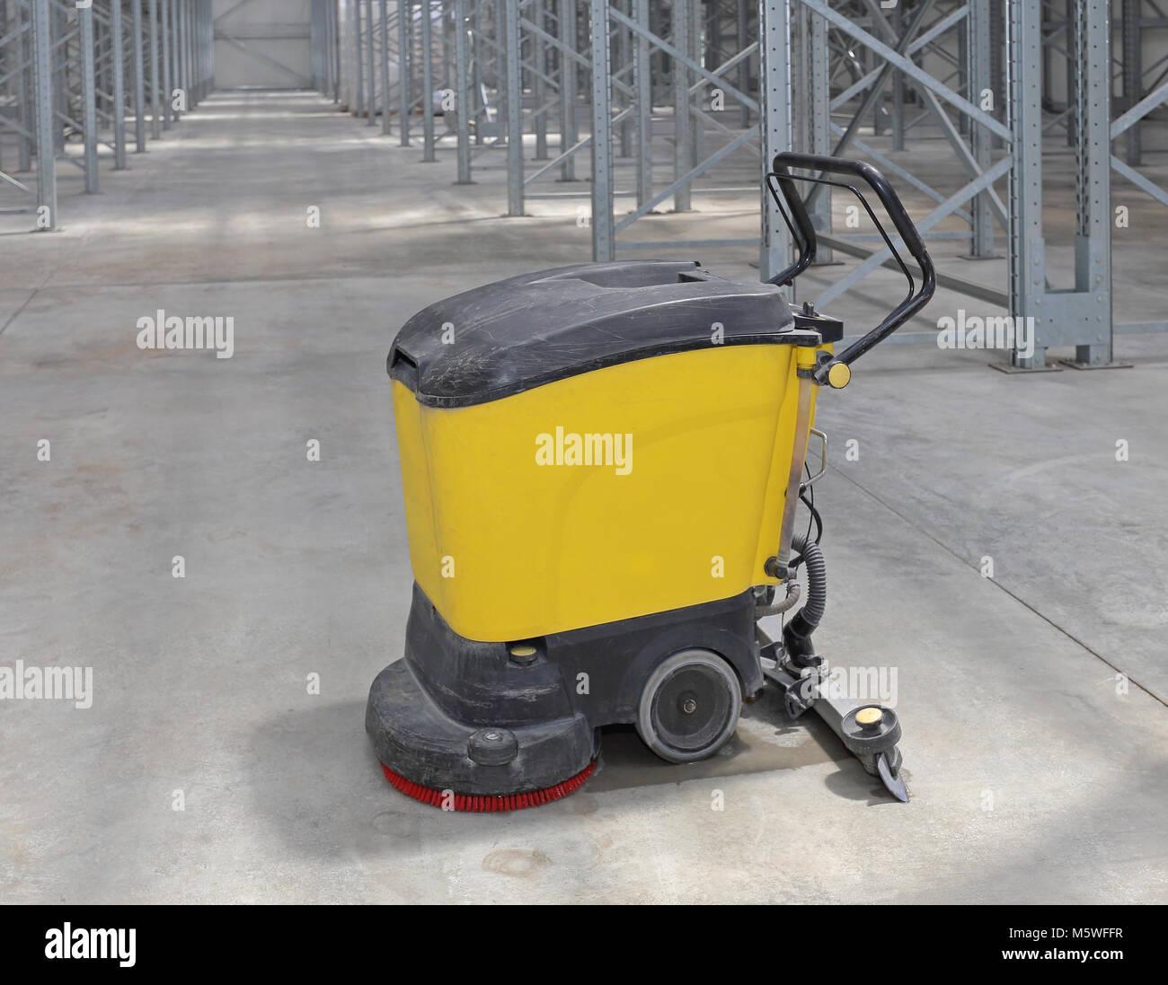 Gut gemocht Bodenscheuermaschine Stockfotos & Bodenscheuermaschine Bilder - Alamy CY89