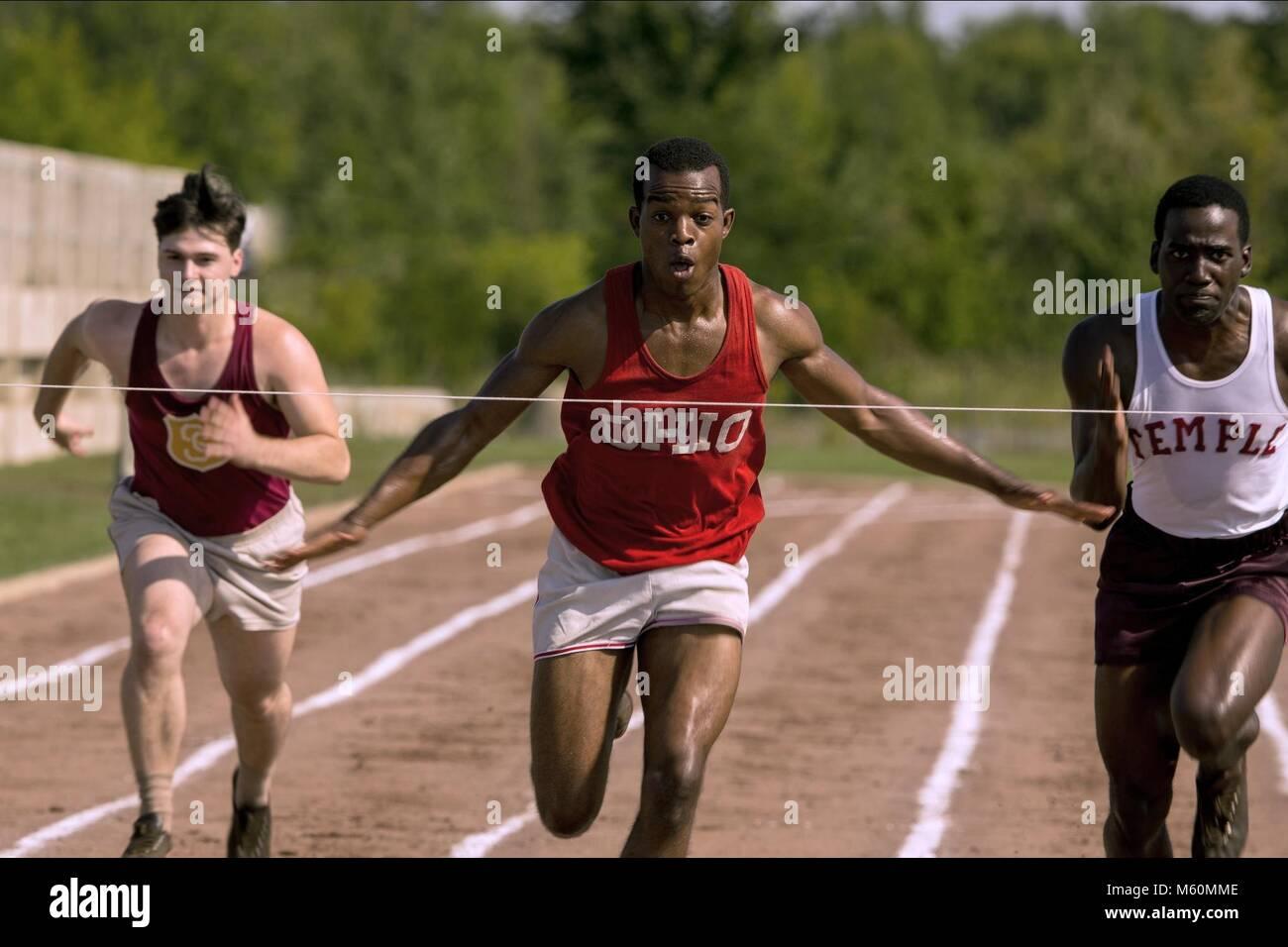 STEPHAN JAMES RACE (2016) Stockbild