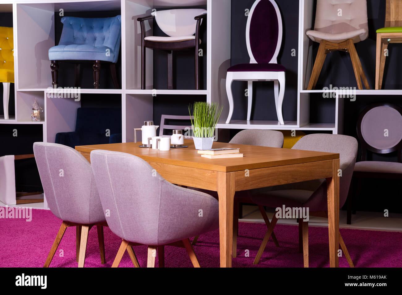 Holztisch mit finest holztisch with holztisch mit luxus for Verkauf von mobeln im internet