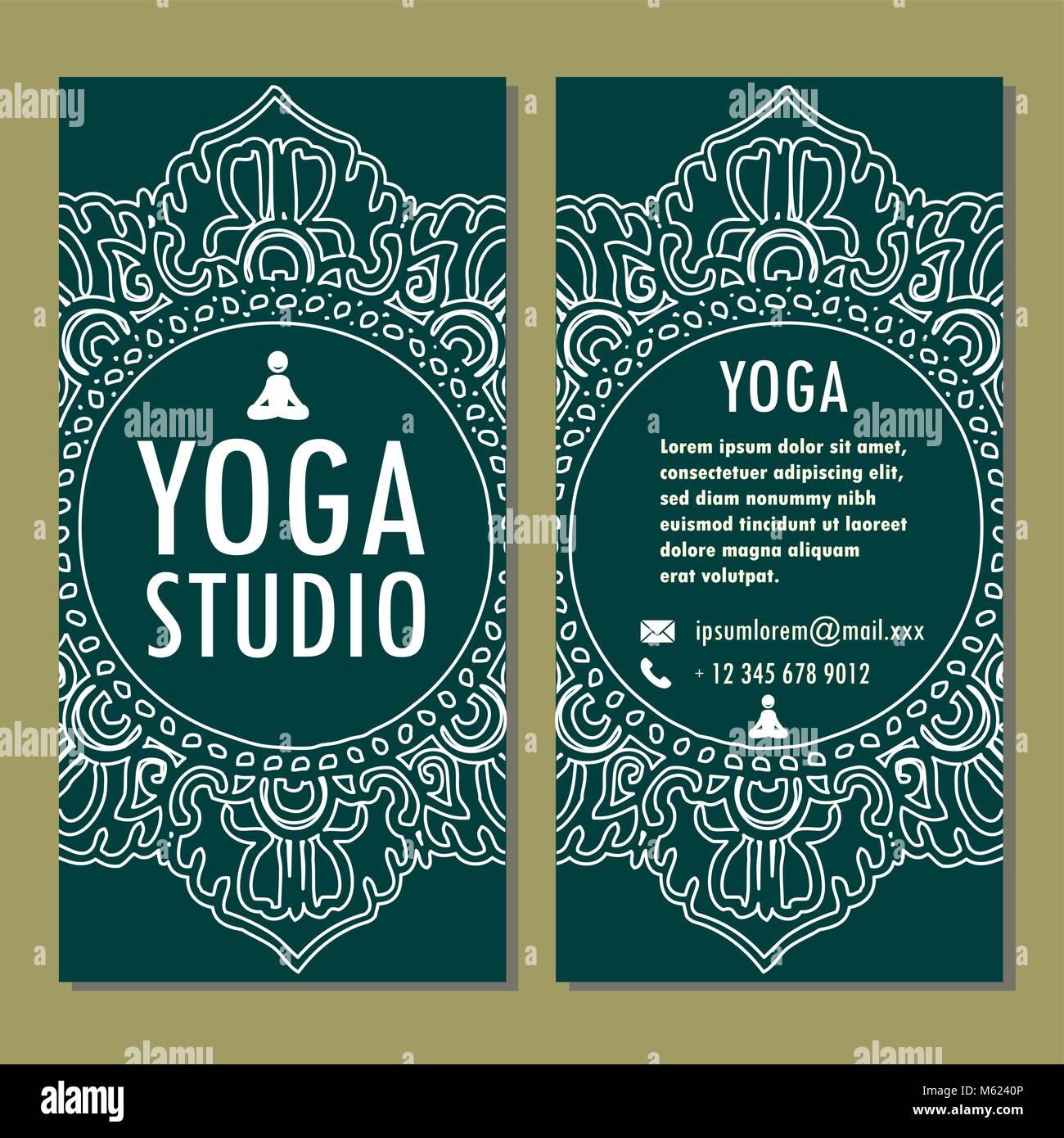 Groß Yoga Vorlage Zeitgenössisch - Beispiel Business Lebenslauf ...