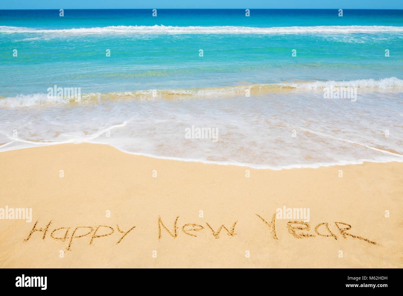 New Year Message Stockfotos & New Year Message Bilder - Alamy