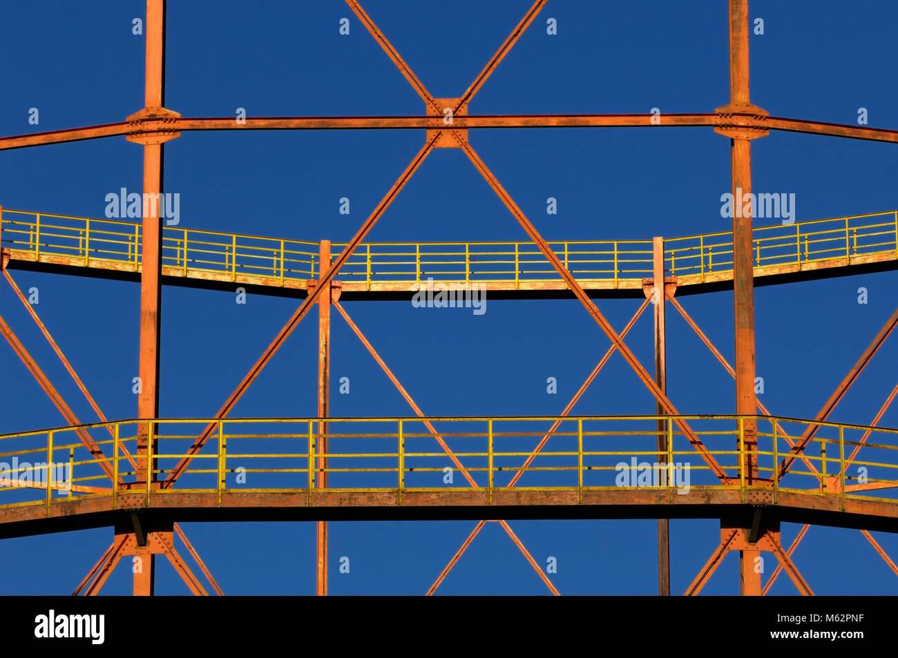 Gaskessel Stockfotos & Gaskessel Bilder - Alamy