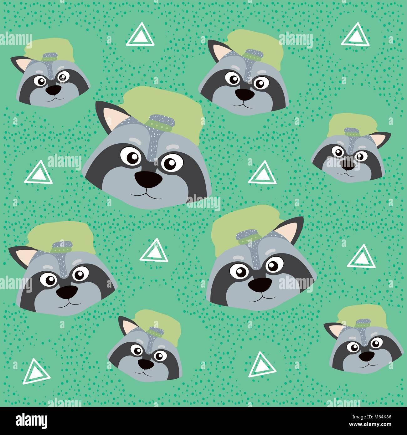 Erfreut Süße Waschbär Färbung Seite Fotos - Malvorlagen Von Tieren ...