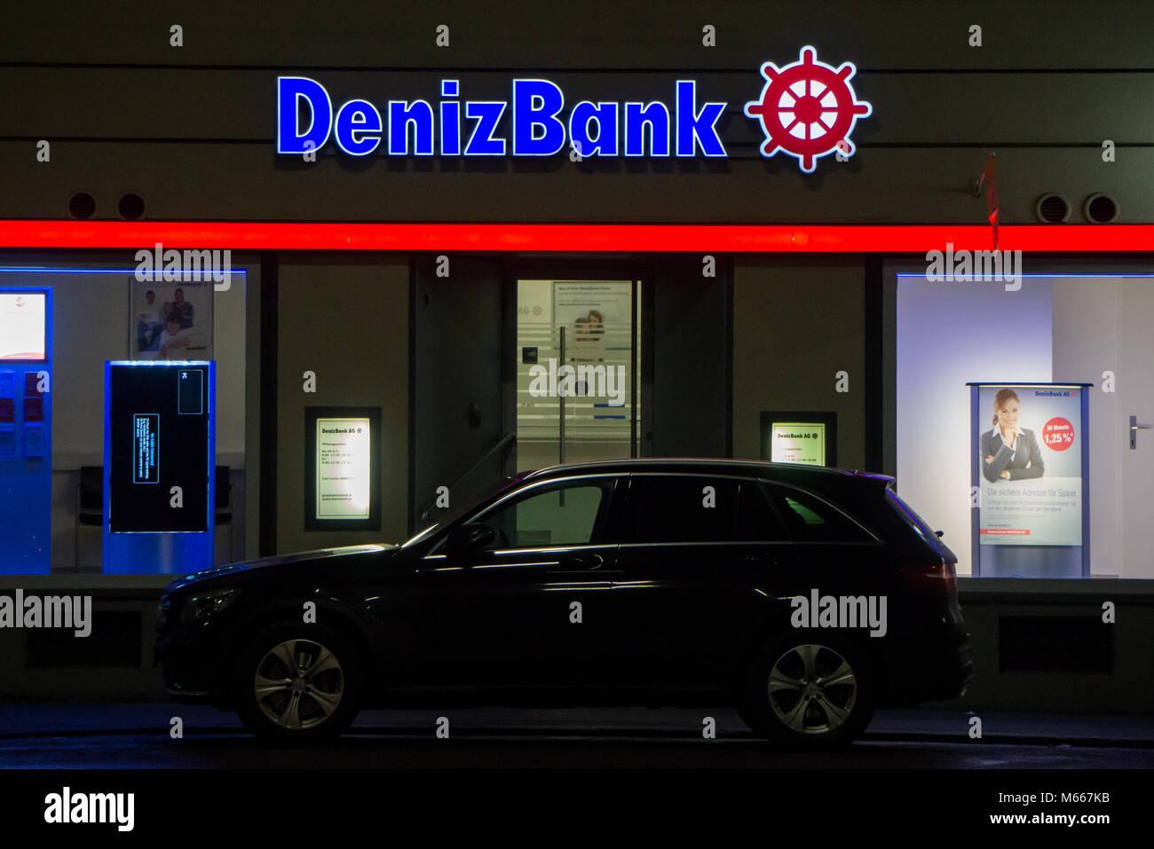 Denizbank Dexia Stockfotos Denizbank Dexia Bilder Alamy