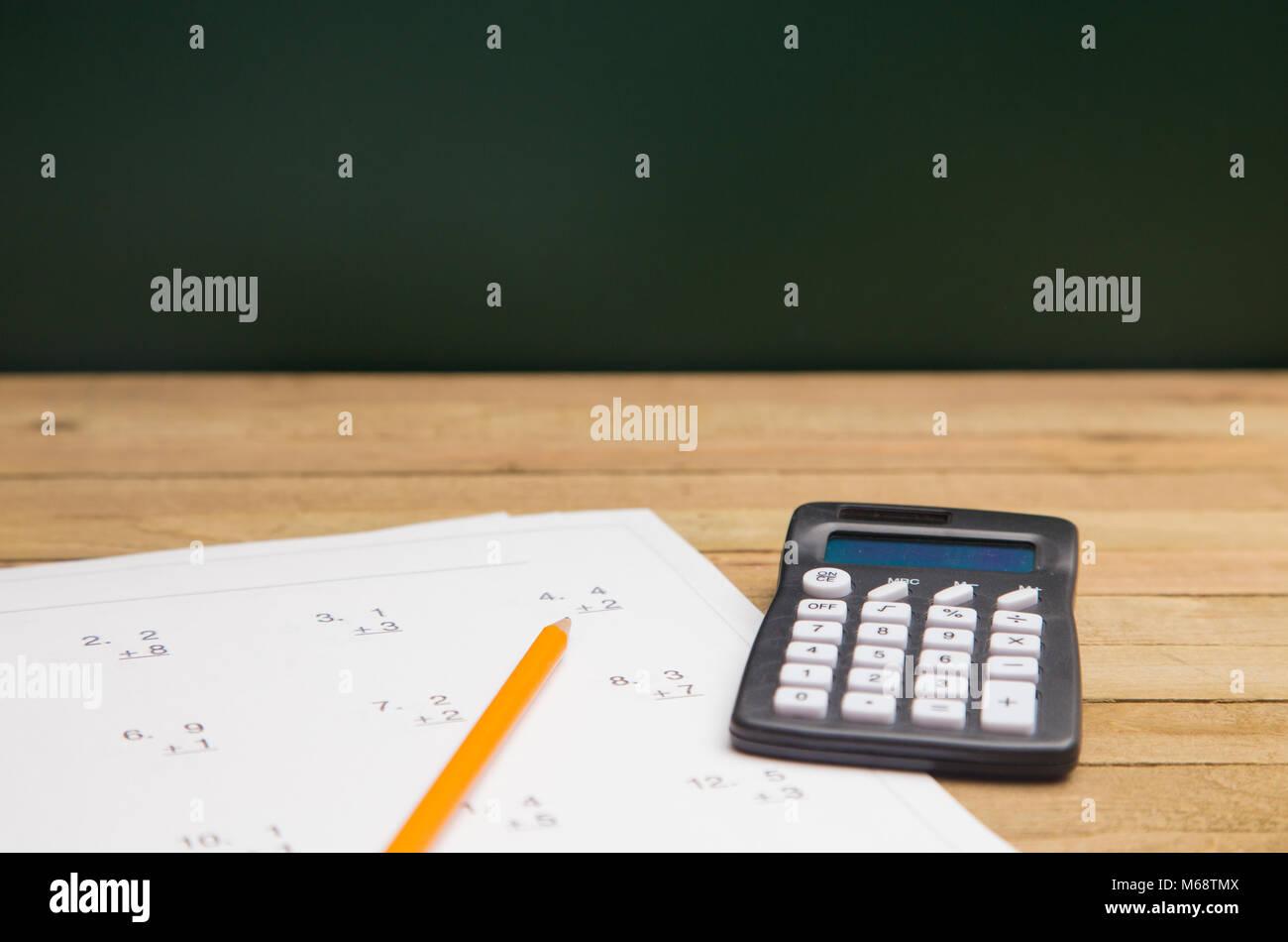 Ungewöhnlich Einfache Mathematische Arbeitsblatt Zeitgenössisch ...