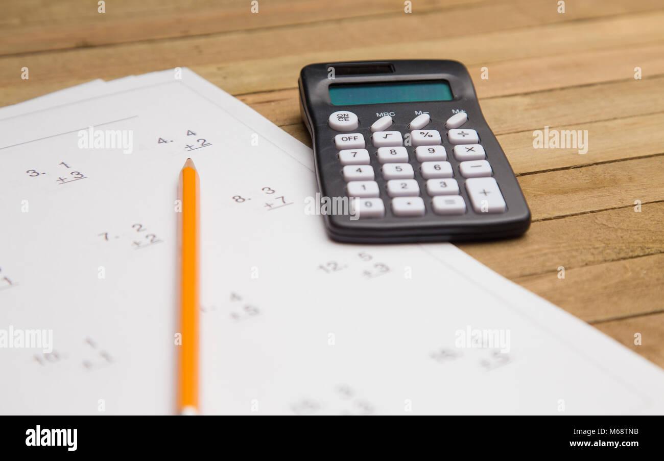 Fantastisch Einfache Mathematische Arbeitsblatt Fotos - Mathe ...