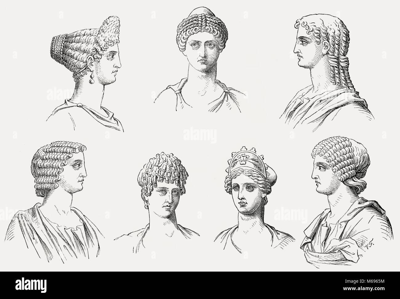 Frauen Im Alten Rom Stockfotos und -bilder Kaufen - Alamy