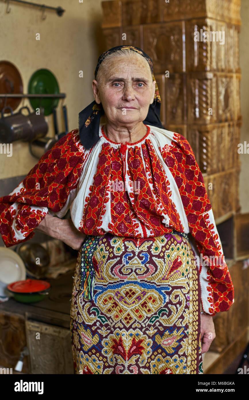 Rumänien frau
