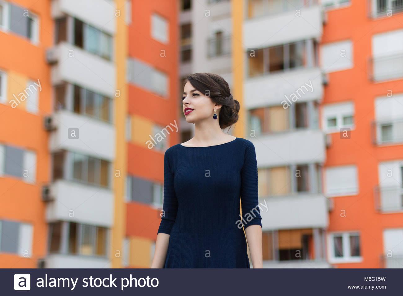 Prom Dress Stockfotos & Prom Dress Bilder - Alamy