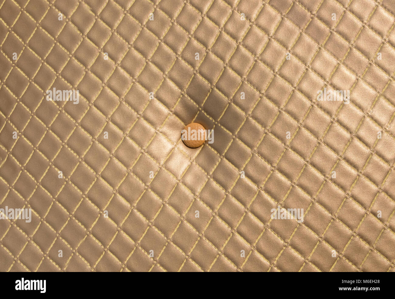 Polstermöbel leder  Gold vintage Polstermöbel Sofa Leder Textur Oberfläche Hintergrund ...