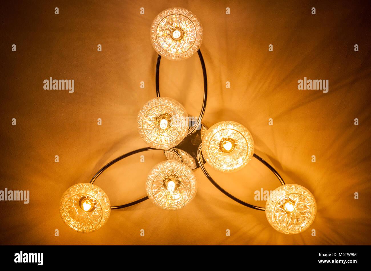Led Lighting Design Home Stockfotos & Led Lighting Design Home ...
