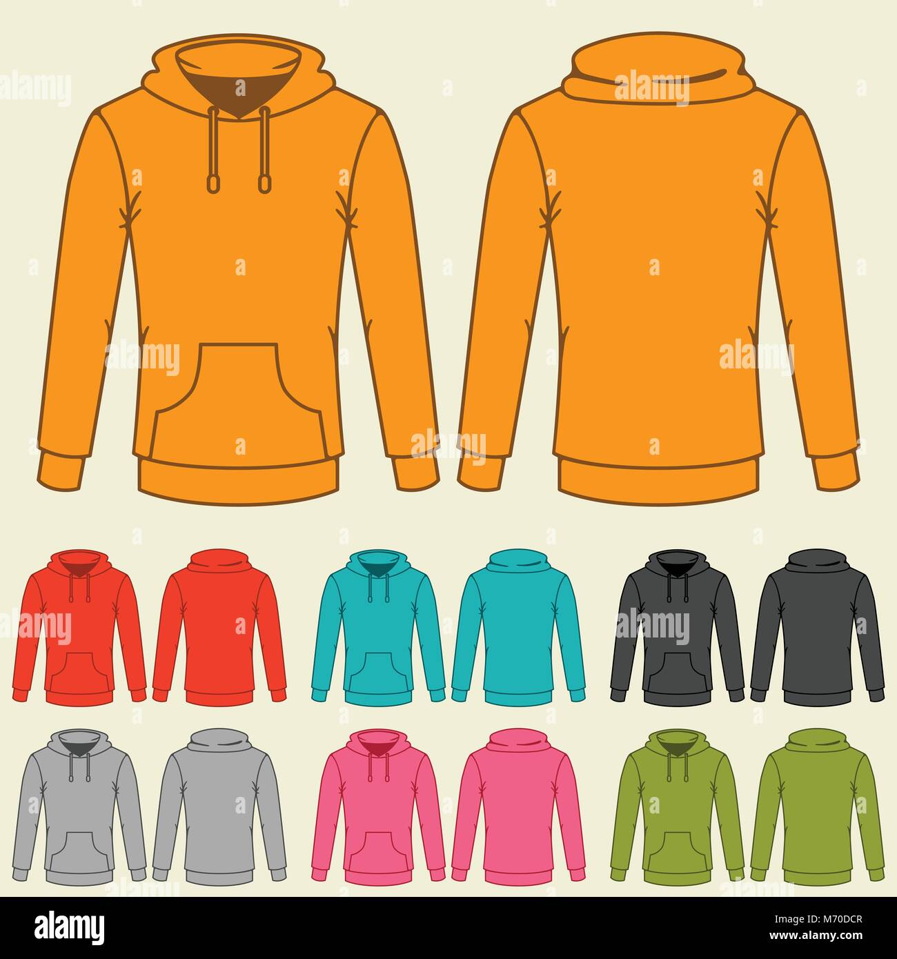 Pullover Template Stockfotos & Pullover Template Bilder - Alamy