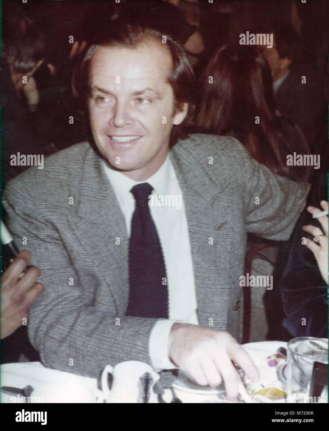 Jack Nicholson 20 Foto von John Barrett   PHOTOlink ...
