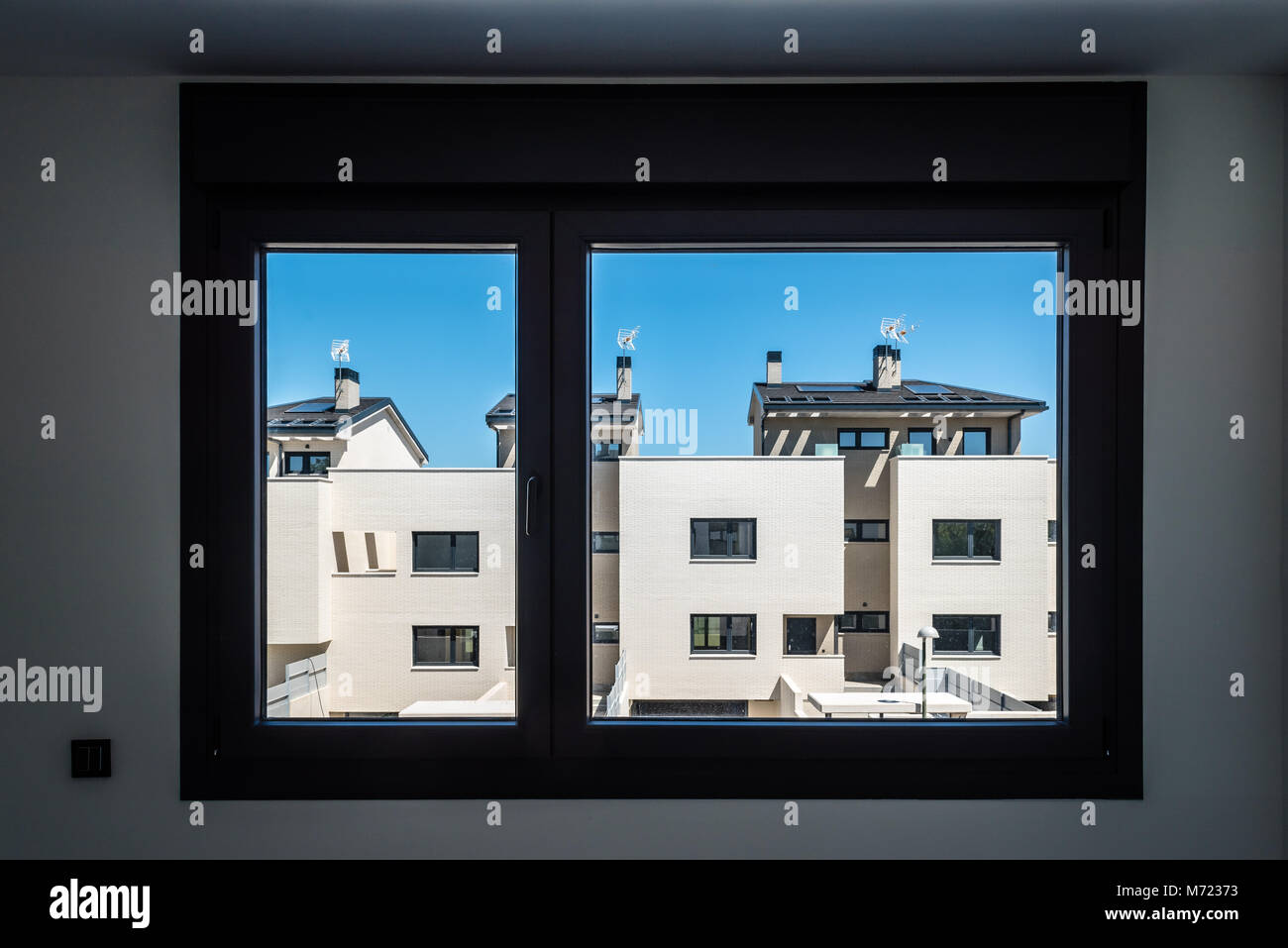 Framed View Stockfotos & Framed View Bilder - Alamy