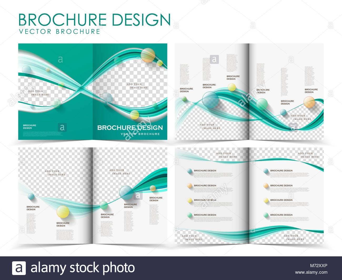 Großartig Mac Seiten Broschüren Vorlagen Bilder - Beispiel ...