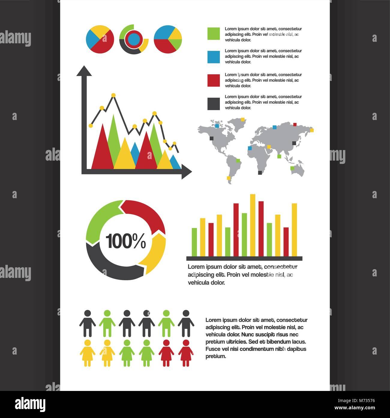 Globe Data Visualization Stockfotos & Globe Data Visualization ...