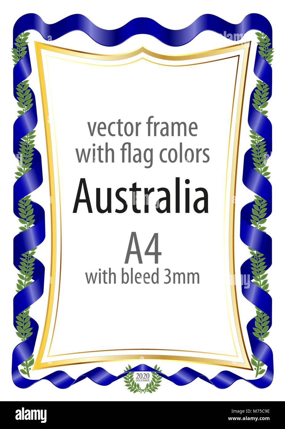 Ziemlich Fotorahmen Setzt Australien Bilder - Benutzerdefinierte ...