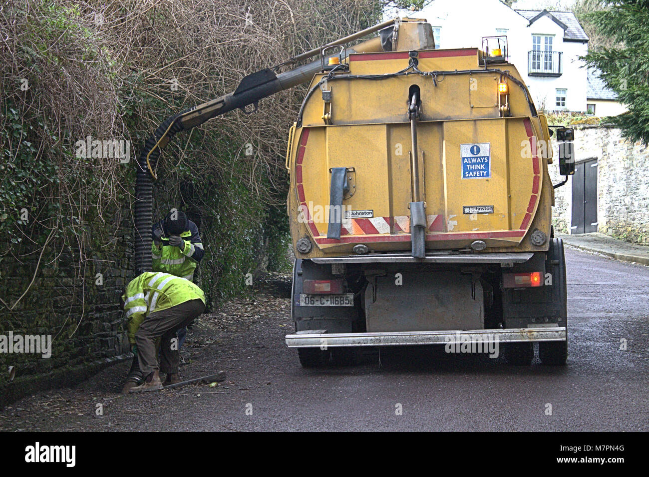 Waste Services Stockfotos & Waste Services Bilder - Alamy