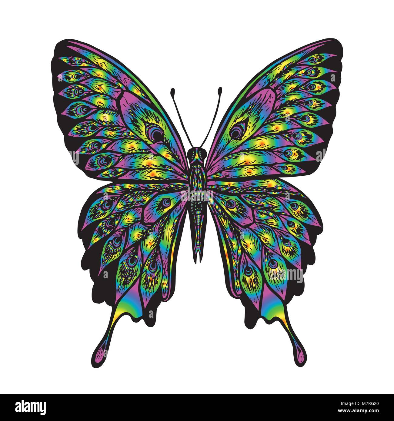 Fein Süße Schmetterling Färbung Seite Ideen - Malvorlagen Von Tieren ...