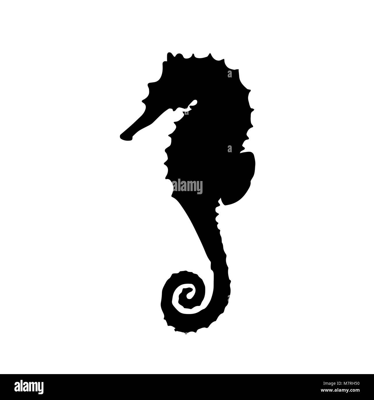 Fein Seepferdchen Färbung Seite Bilder - Beispiel Wiederaufnahme ...
