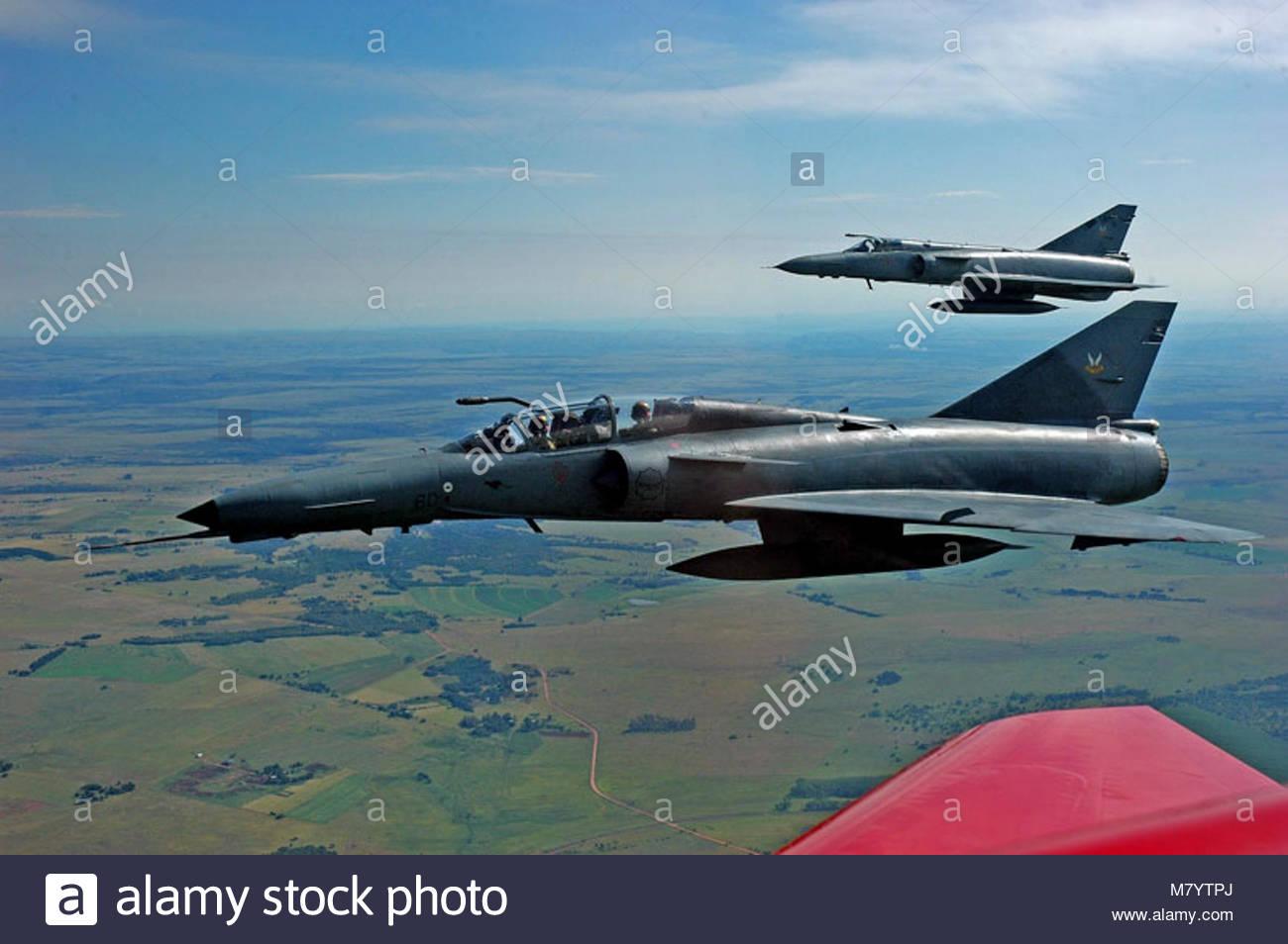 South African Air Force (SAAF) Cheetah D Cheetah C Kampfjets