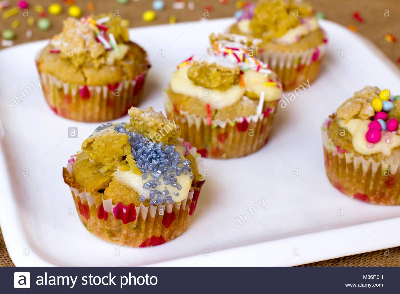 Nett Cupcake Farbseite Bilder - Malvorlagen Von Tieren - ngadi.info