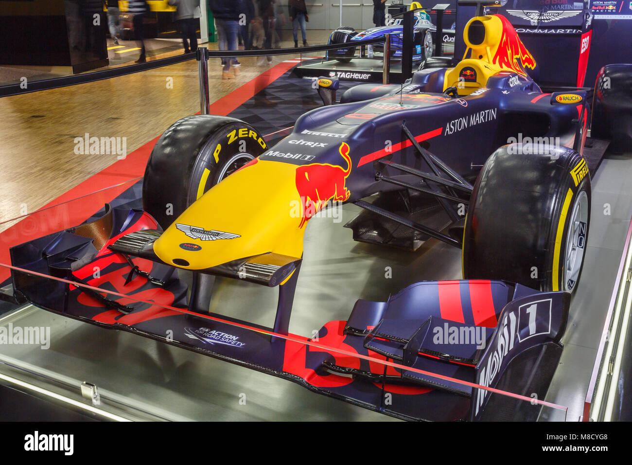 Formula 1 Single Seater Stockfotos & Formula 1 Single Seater Bilder ...