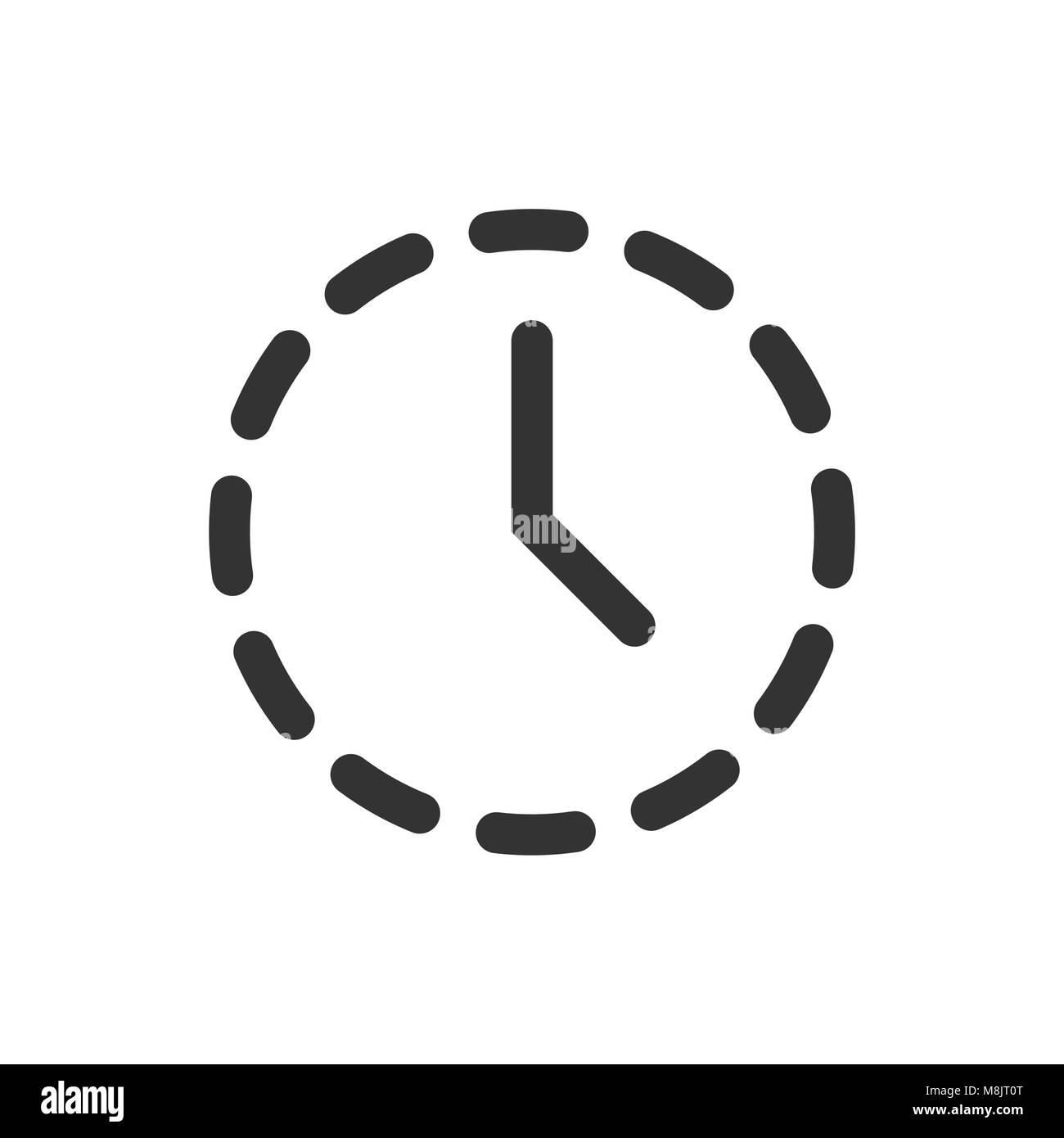 Nett Zeitschaltuhr Symbol Zeitgenössisch - Schaltplan Serie Circuit ...