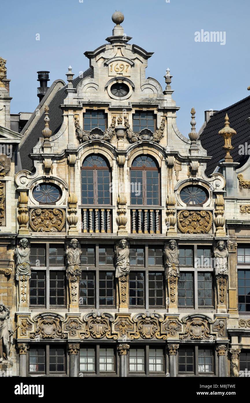 17 Jahrhundert Bild Architektur: Italienischen Barock Haus La Louve Aus Dem 17. Jahrhundert