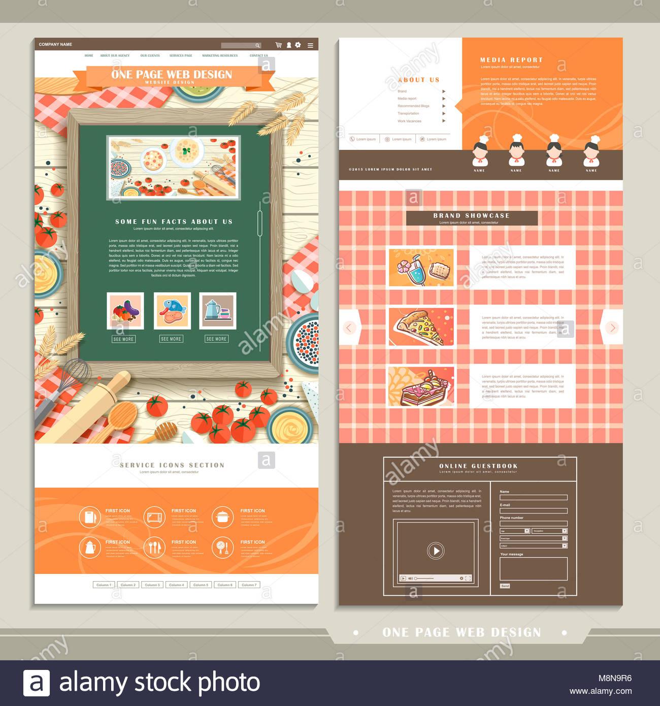 Wunderbar Küche Web Design Vorlagen Bilder - Ideen Für Die Küche ...